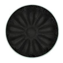 """Тени минеральные для век, тон №1102 (""""Black""""), матовые"""