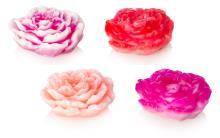 """Мыло ручной работы """"Цветок 3D пион"""""""