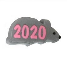 """Мыльное ассорти новогоднее """"2020"""" (символ года)"""